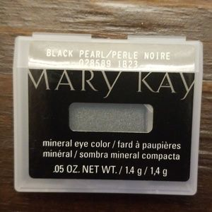 Mary Kay mineral eye color Black Pearl